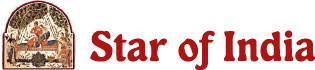 Star of India Logo
